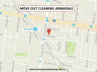 Move Out Cleaning Armadale