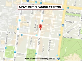 Move Out Cleaning Carlton