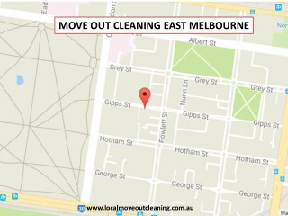 Move Out Cleaning East Melbourne