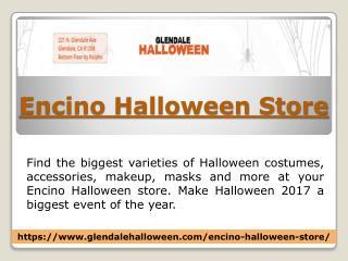 Encino Halloween Store