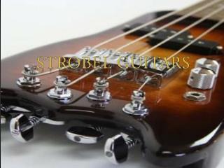 Guitars Online, Guitars for Sale -Strobel Guitars (www.strobelguitars.com)
