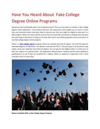 http://www.nd-center.com/ Purchase customized, authentic and realistic fake diploma, fake transcripts or fake college de