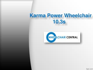 power wheelchair karma 10.3s, kp10.3 karma power wheelchair, Buy Karma Power Wheelchair 10.3s Online India - wheelchairc