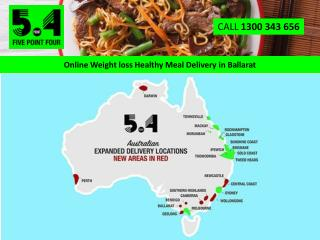 Online Weight loss Healthy Meal Delivery in Ballarat