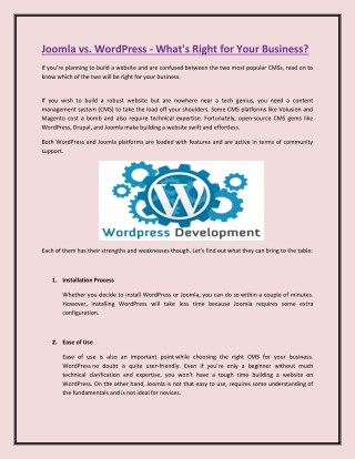 Hire Dedicated Wordpress Developers in India