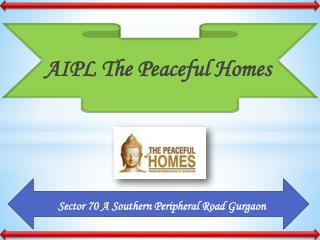 AIPL The Peaceful Homes Gurgaon - Construction Update, Possession