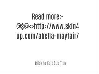 www.skin4up.com/abella-mayfair/
