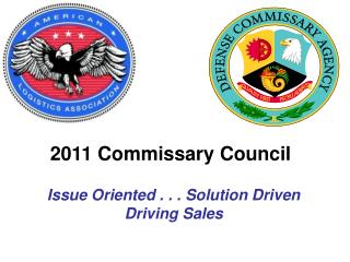 2011 Commissary Council