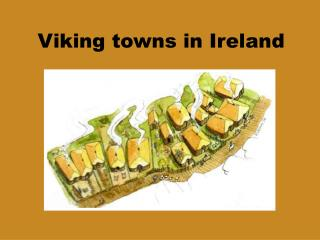 Viking towns in Ireland