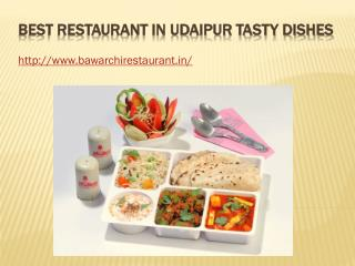 Best Restaurant in Udaipur Great taste