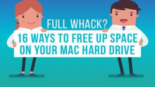 16 Ways to Free Your Mac Hard Drive