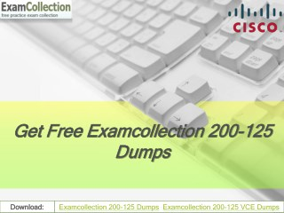 Free 200-125 Practice Test - Examcollection.in
