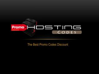 The Best Promo Codes Discount