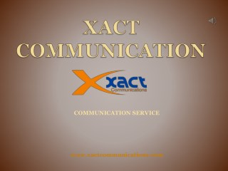 Business phone systems - Xact Communications