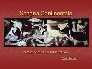 Spagna Continentale