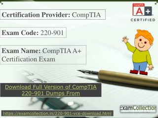 Examcollection 220-901 Dumps