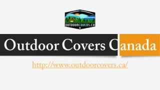 Patio Sofa Covers | Outdoor Covers Canada