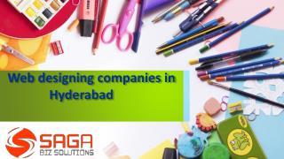 Web designing companies in Hyderabad | Top web designers in Hyderabad