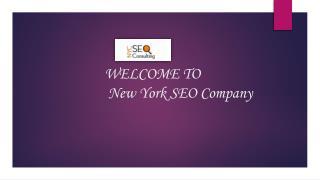 New York SEO Company