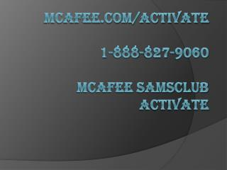 McAfee Com Activate | mcafee subscription | mcafee.com/activate 1-888-827-9060