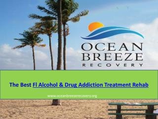 Fl Alcohol & Drug Addiction Treatment Rehab