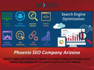 SEO Company Phoenix, Arizona