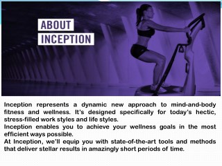 Neurofeedback Therapist | Sensory Deprivation Northwestern - INCEPTION