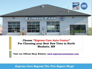 How Do You Know If You Need New Tires in North Mankato, MN?