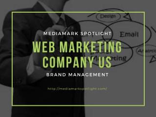 Web Marketing company US