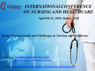 Nursing Conference 2018   Nursing Meetings 2018   Nursing Events 2018