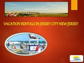 Vacation Rentals in Jersey City New Jersey