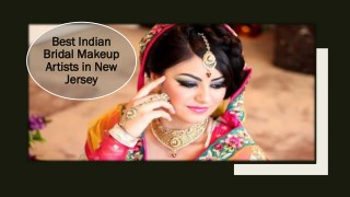 Best Indian Bridal Makeup Artists in New Jersey