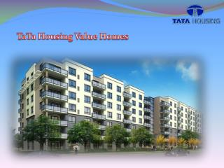 Tata Housing Value Homes an Affordable Residential Project