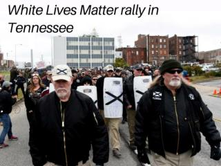 White nationalists cancel second rally in Tennessee