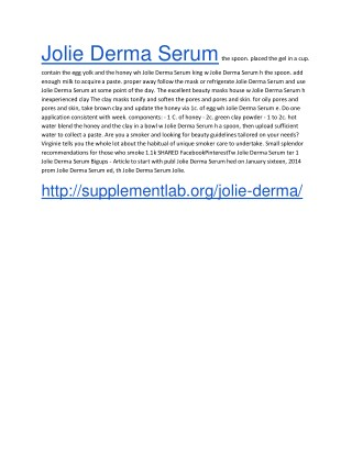 http://supplementlab.org/jolie-derma/