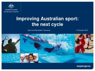 Improving Australian sport: the next cycle