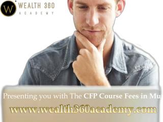 Institute of Certified Financial Planner in Mumbai