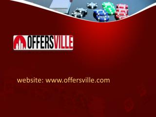 Choose a New Online Slots Site | Offersville