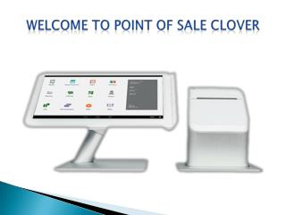 Point Of Sale Clover