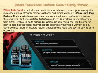 ZMass Testo Boost Reviews: Does It Really Works?