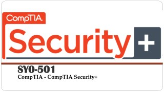 CompTIA SY0-501 Braindumps - Real SY0-501 Exam Questions Answers