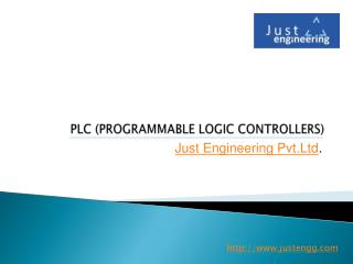 PLC (PROGRAMMABLE LOGIC CONTROLLERS) |Just Engineering