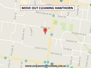 Move Out Cleaning Hawthorn