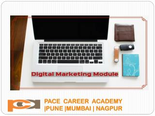 Digital Marketing Module.