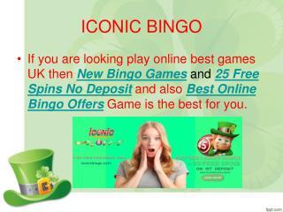 Newbie Bonus Boons – Get 400% bingo bonus 25 free spins package on your 1st deposits!