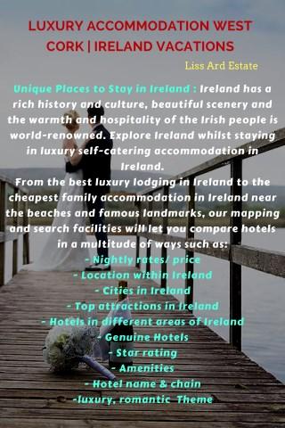 Luxury Accommodation West Cork | Ireland Vacations Luxury Accommodation West Cork | Ireland Vacations Luxury Accommodati