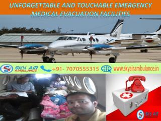 Get Advantage of Sky – An Affordable Air Ambulance from Mumbai to Delhi
