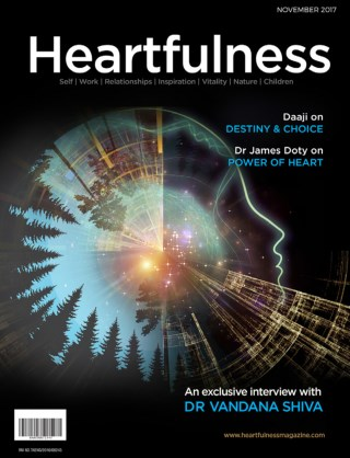 Heartfulness Magazine - November 2017 (Volume 2 Issue 11)