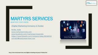 Digital Marketing Company in Noida | Digital Marketing Company in India