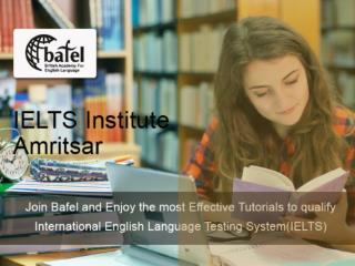 IELTS Institute Lawrence Road Amritsar